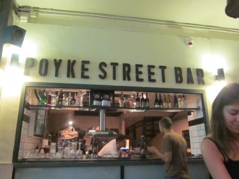 Poyke Street Bar